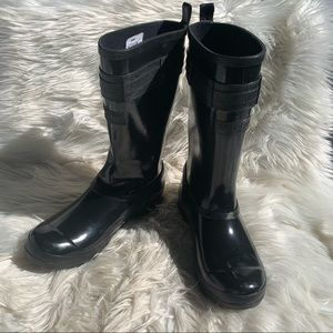 NEW w/o Box Sperry Tall Rubber Rain Boot size 8.5